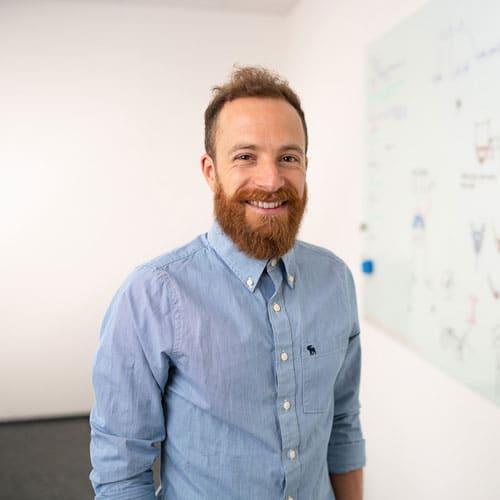 Falk Hofmann - CEO
